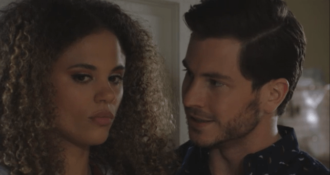 EastEnders spoilers: Chantelle and Gray Atkins' story to get extremely dark
