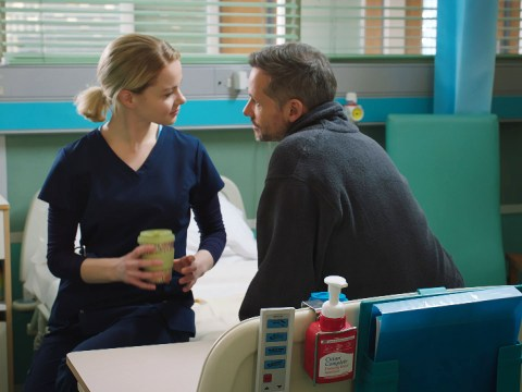 Holby City review with spoilers: Evan's secrets are out and is Bernie dead?