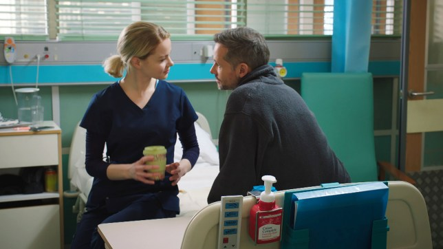 Holby City review with spoilers: Evan's secrets and is Bernie dead