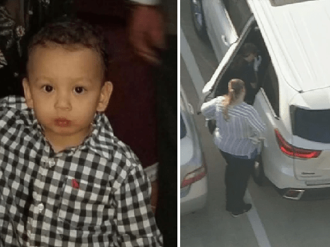 Boy, 2, died 'after getting up from nap and locking himself in hot car with tinted windows'