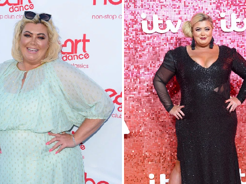 'Accept me as I am': Gemma Collins won't be treated differently after three stone weight loss