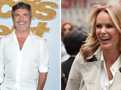Simon Cowell backs Amanda Holden amid Phillip Schofield drama as he slams 'bullies'
