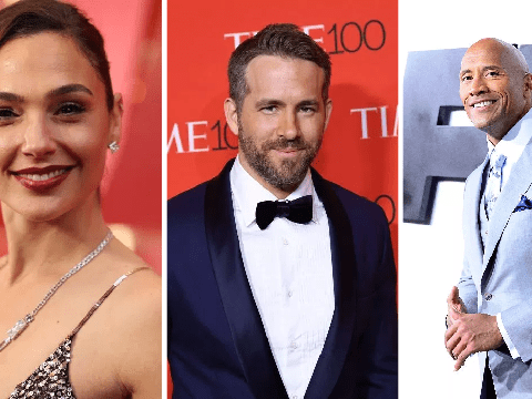 Ryan Reynolds joins Dwayne Johnson and Gal Gadot in Netflix's Red Notice