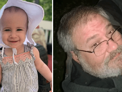 Grandpa of toddler who fell from cruise ship 'didn't dangle her like Michael Jackson'