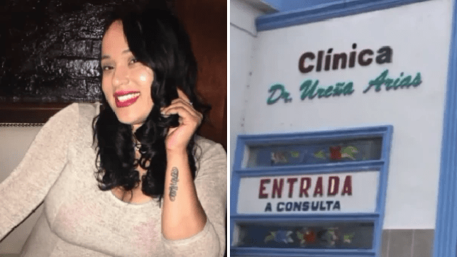 Alexandra Medina died after booking into the Dr Urena Arias clinic in the Dominican Republic for liposuction, even after two previous patients died