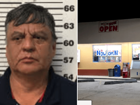 Pedophile 'locked children in his store after they came in to buy candy'