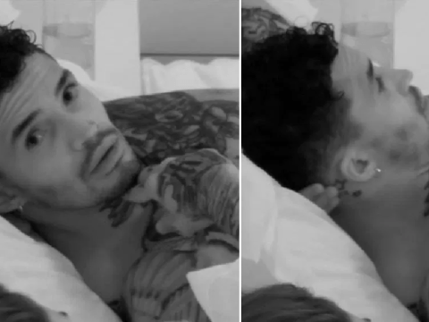 Michael Griffiths' stunned reaction to Amber Gill and Greg O'Shea kissing is a Love Island classic
