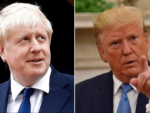 Donald Trump congratulates Boris Johnson and says he will make 'great' new Prime Minister