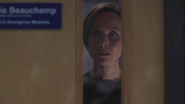 Connie suffers in Casualty