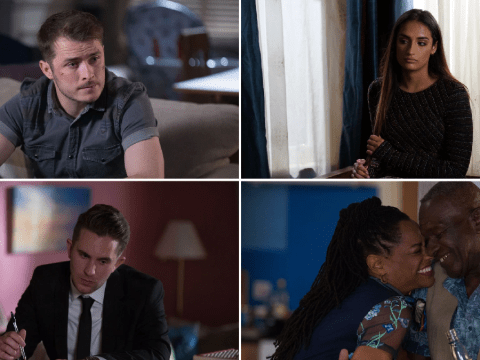 10 EastEnders spoilers: Phil murder cover up, Mick collapse horror, Bobby's Islam struggle