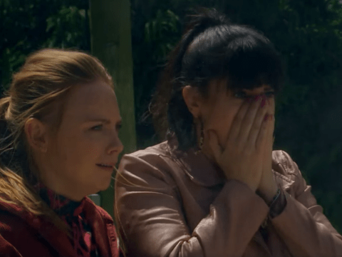 Emmerdale spoilers: Amy and Kerry Wyatt realise they killed Frank Clayton
