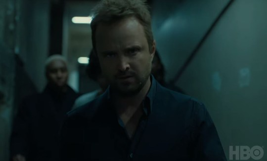 Westworld 3 trailer aaron paul