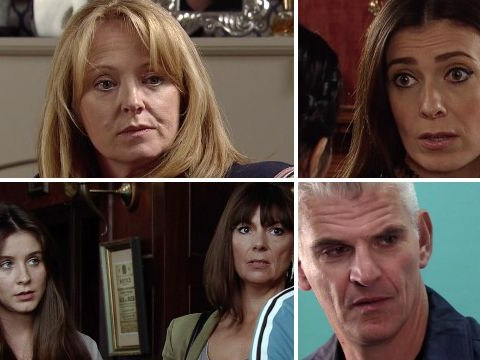 10 Coronation Street spoilers: Carla's huge shock, slavery horror and Kate's exit plan