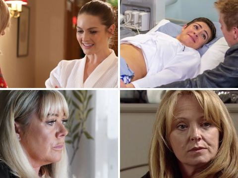 12 soap spoiler pictures: Death horrors in Emmerdale and EastEnders, Coronation Street discovery, Hollyoaks wedding drama