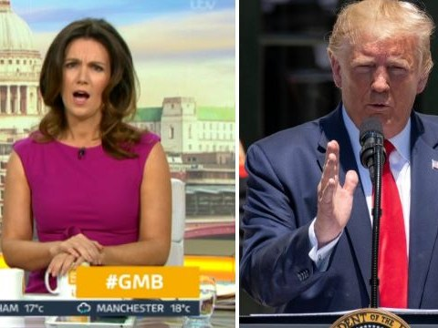 Susanna Reid takes back apology after guest repeats Trump's foul-mouthed attack on Haiti