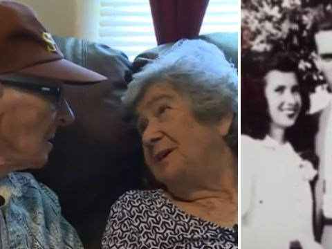 Couple married for 71 years die hours apart on the same day