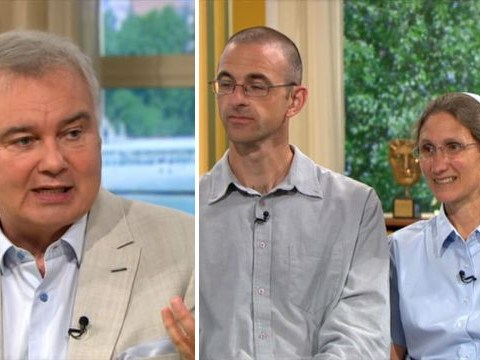 Eamonn Holmes apologises for 'embarrassing' secretive Christian sect with This Morning competition
