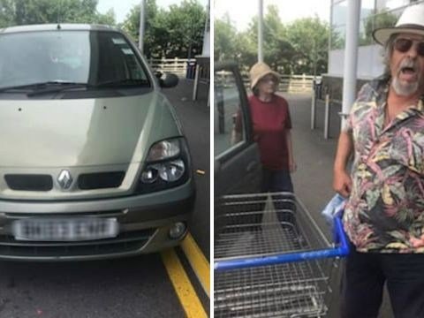 Tesco staff 'refused to put call out for customers who left dog in sweltering hot car'