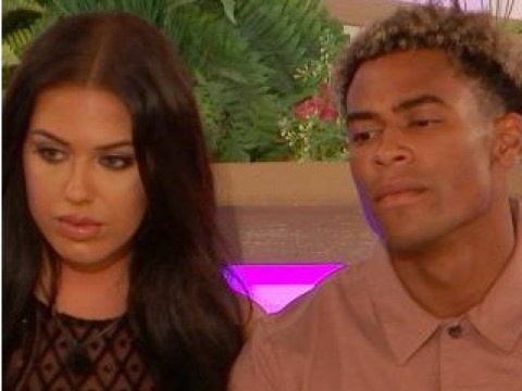 Love Island's Anna Vakili 'has no desire to touch Jordan Hames in bed' as they look set to split