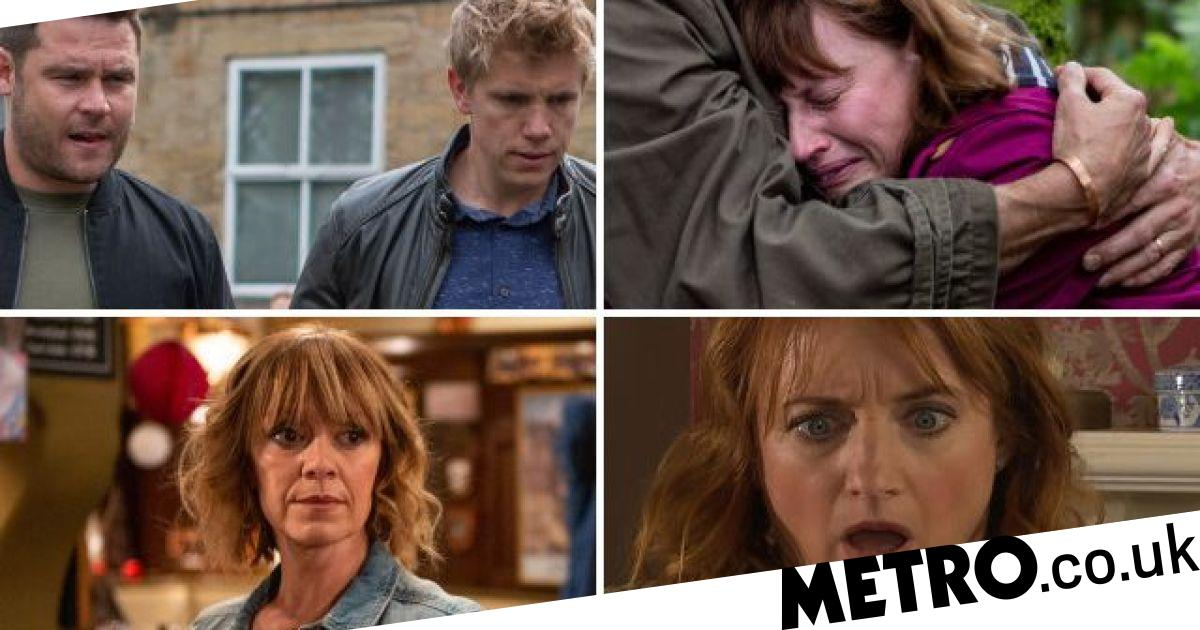 Dawn's rape terror, Lydia death tragedy and 8 more Emmerdale spoilers