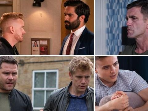 12 soap spoilers: EastEnders beating, Coronation Street death twist, Emmerdale rape horror, Hollyoaks deceit