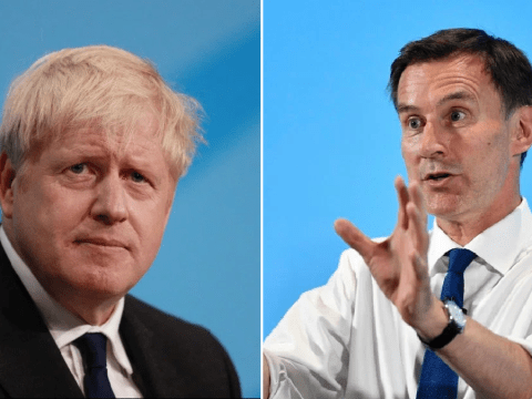 What are Boris Johnson and Jeremy Hunt's policies?
