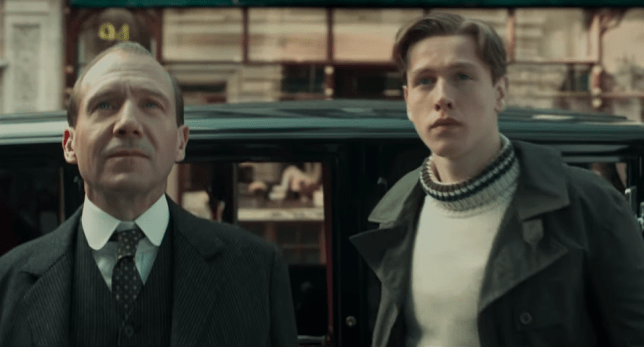 Kingsman prequel The King's Man cast and release date as first trailer is out