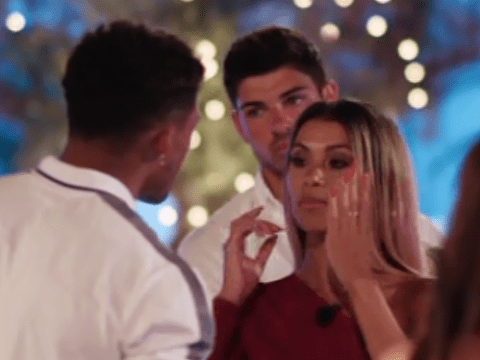 Love Island's Joanna Chimonides brands Michael Griffiths a 'snake' for not following her out of villa