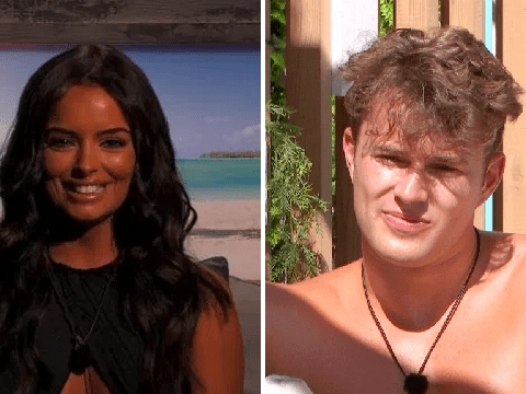 Love Island's Maura Higgins reveals Curtis Pritchard is the 'best kisser' on After Sun and we have questions