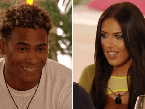 Love Island's Jordan Hames surprises Anna Vakili with romantic proposal days before final