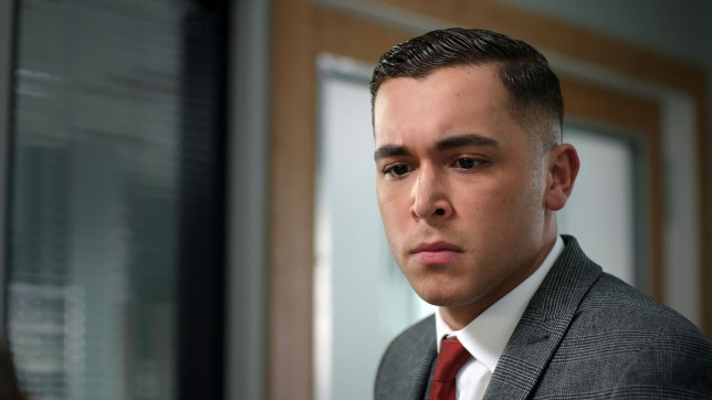 Marty in Casualty