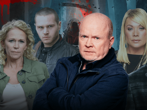 EastEnders spoilers: Who leaves Phil Mitchell to die?