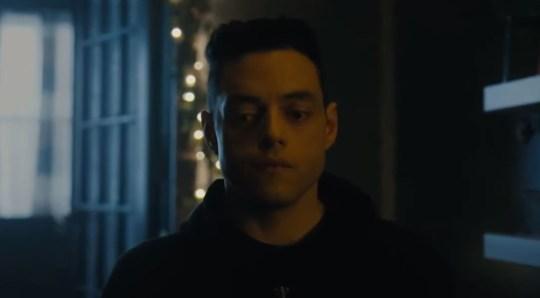 Mr Robot - Rami Malek season 4 trailer