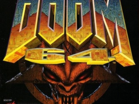 Doom 64 appears on PEGI age rating site for PS4