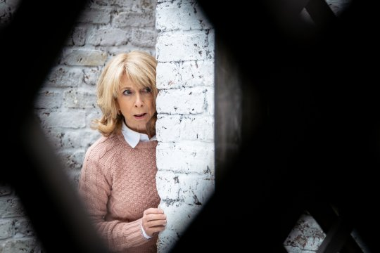 Helen Worth as Gail Rodwell in Coronation Street