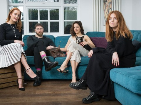 Stacey Dooley will live with polyamorous 'throuple' in new TV series