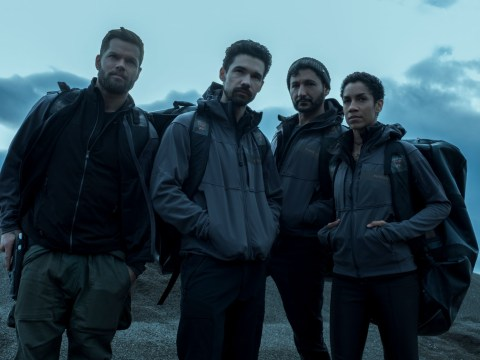The Expanse star Cas Anvar on the 'new flavour' of season 4 and coming back from cancellation