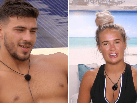 Love Island spoilers: Tommy Fury and Molly-Mae Hague say the L word