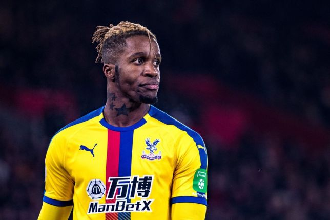 Crystal Palace have rejected Everton's bid for Arsenal target Wilfried Zaha