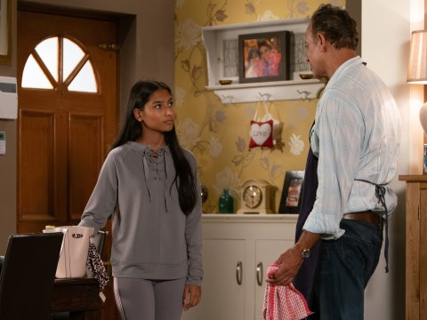Coronation Street spoilers: Desperate Asha resorts to skin lightening