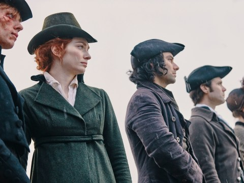 Poldark episode 7 review: Dramatic penultimate episode hints at a passing of the baton
