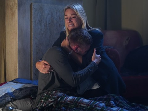 EastEnders spoilers: Mel is shattered by Hunter's death