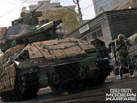 Call Of Duty: Modern Warfare new 32v32 Ground War mode coming to cross-play beta this weekend