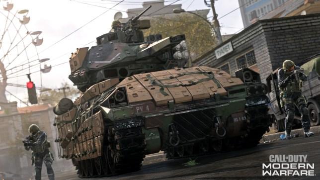 Call Of Duty: Modern Warfare - bigger than ever