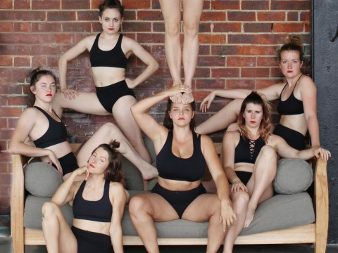 Meet the all-female circus troupe flipping gender expectations