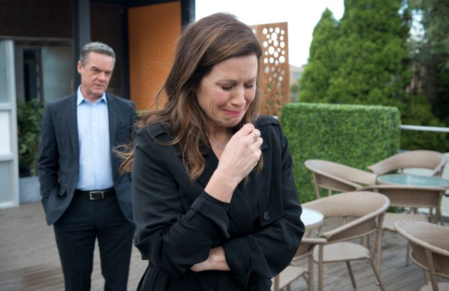 Has Rebecca returned to ruin Paul's impending marriage?