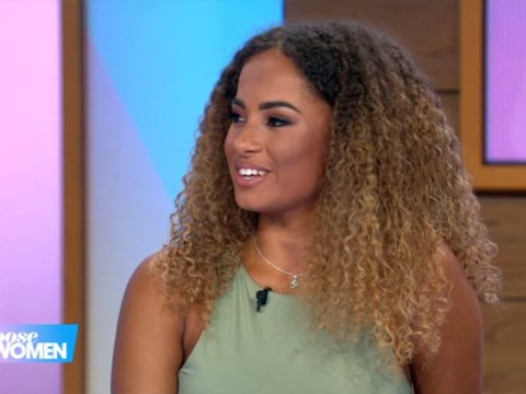 Love Island's Amber Gill admits she and Greg O'Shea are still 'not official yet'