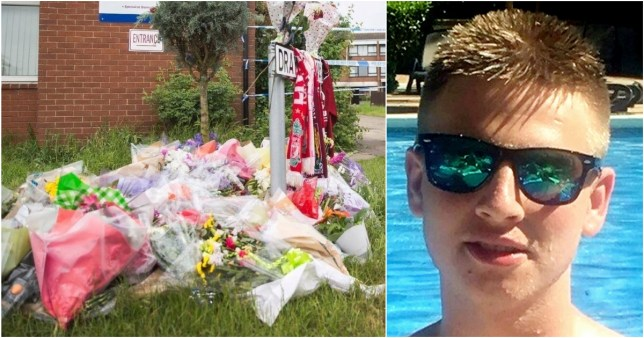 Boy, 17, 'stabbed to death with combat knife because of Facebook comments'