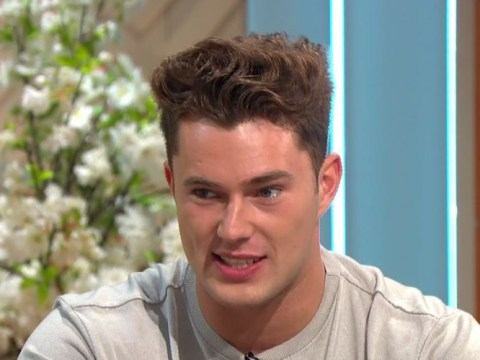 Love Island's Curtis Pritchard clears up sexuality statement and reveals Maura Higgins' reaction