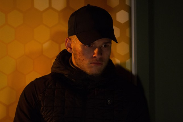 Hunter returns to EastEnders